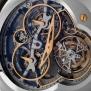 Franc Vila Cuatro Tourbillon Dial-Side Column Wheel Monopusher Chronograph