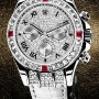 Rolex Cosmograph Daytona Diamond Chronometer Chronograph